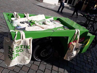 Aktionstag gegen Plastikmüll