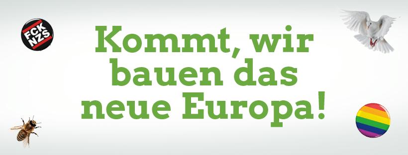 Gesprächsabend zum grünen Europawahlprogramm