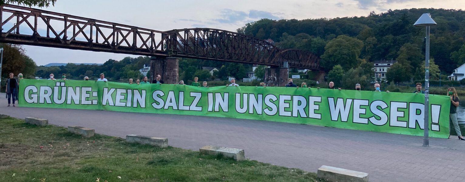 Würgassen, Weser, COVID 19 – wir positionieren uns!