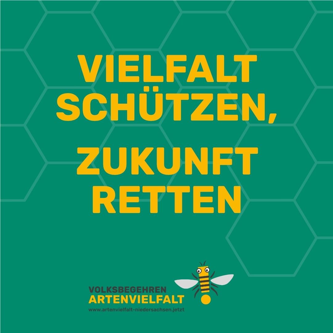 """GRÜNE: """"Volksbegehren Artenvielfalt führte erfolgreich zum Gesetz"""" Mit über 4000 Unterschriften Rekordzahl im Landkreis Hameln-Pyrmont"""