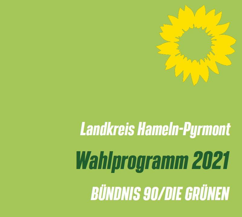 Unser Wahlprogramm 2021