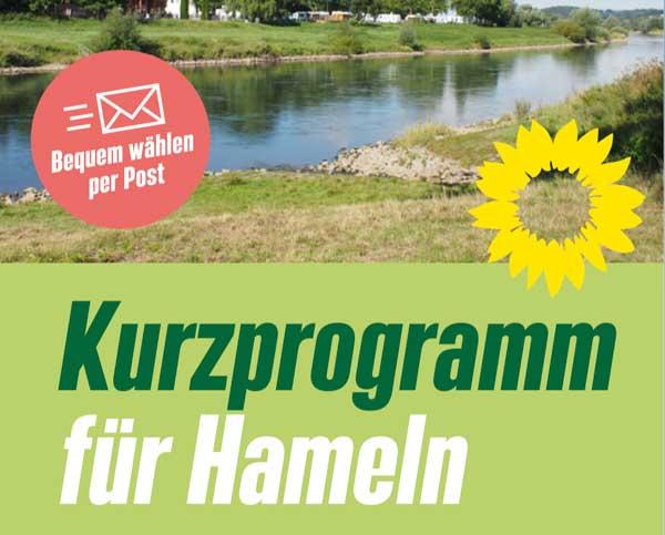 Kurzprogramm für Hameln