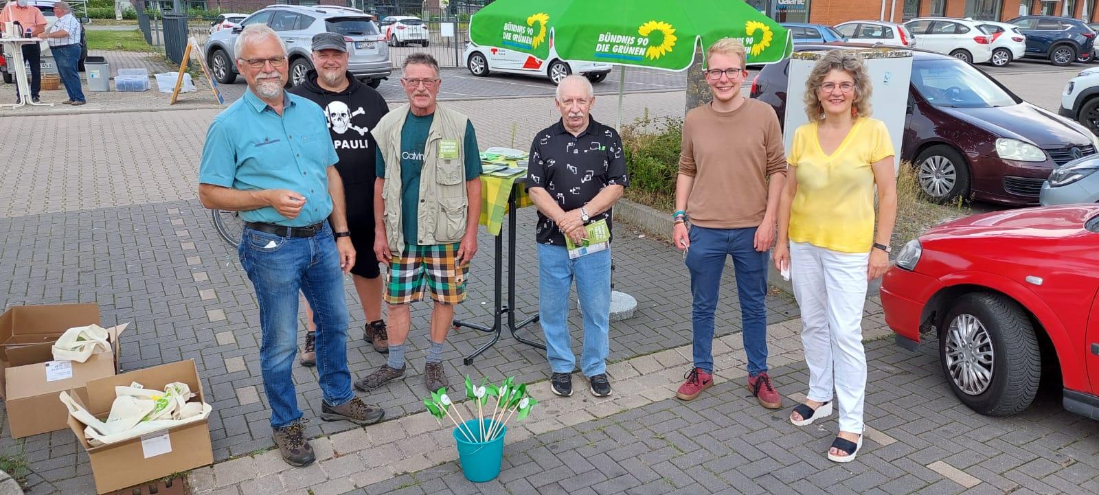 Wahlkampfauftakt in Salzhemmendorf